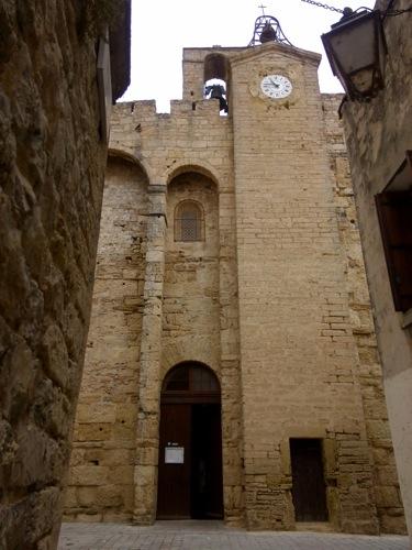 Sainte-Léocadie, vaisseau-forteresse de Vic-la-Gardiole