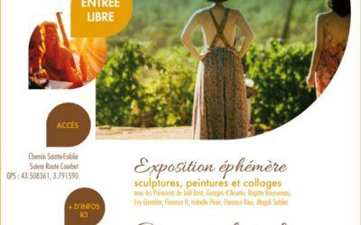 Le 21, Mai de l'art (et du patrimoine) dans ton vin