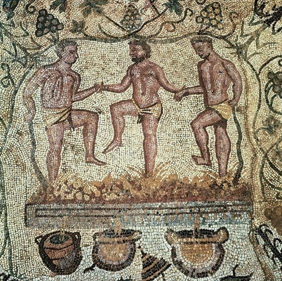 Columelle et Pline l'Ancien précurseurs des vins nature?