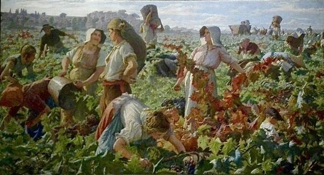 L'art, expression d'une histoire patrimoniale et viticole à Montpellier