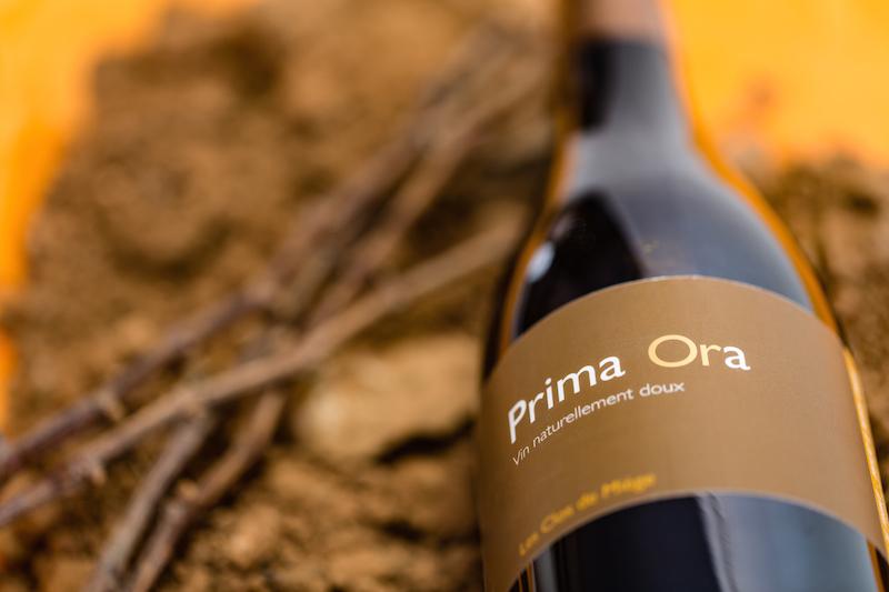 Naissance de Prima Ora 2015, vin naturellement doux sans sulfites ajoutés