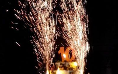 Les Vinifilles, la tête dans les étoiles pour leur 10e anniversaire