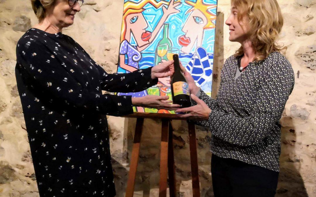 Un pétillant naturel pour une culture du vin vivant(e)