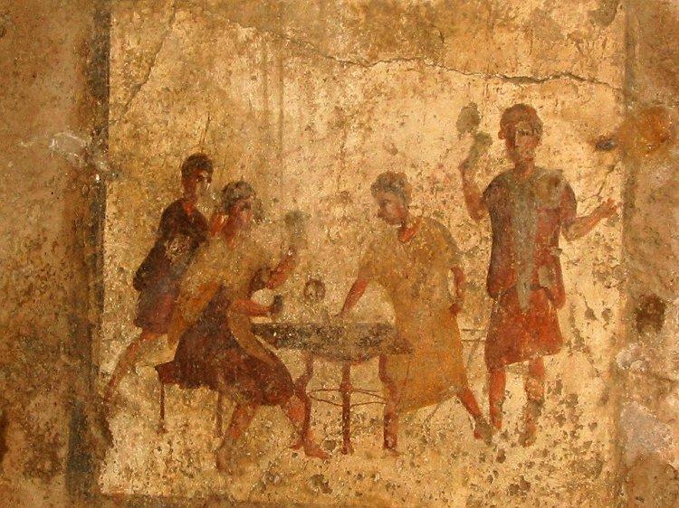 [Brève] Paie ton pot à Pompéi