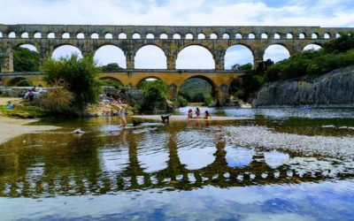Découvrir les vins du Gard ? « Il suffit de passer le pont… » Iere partie